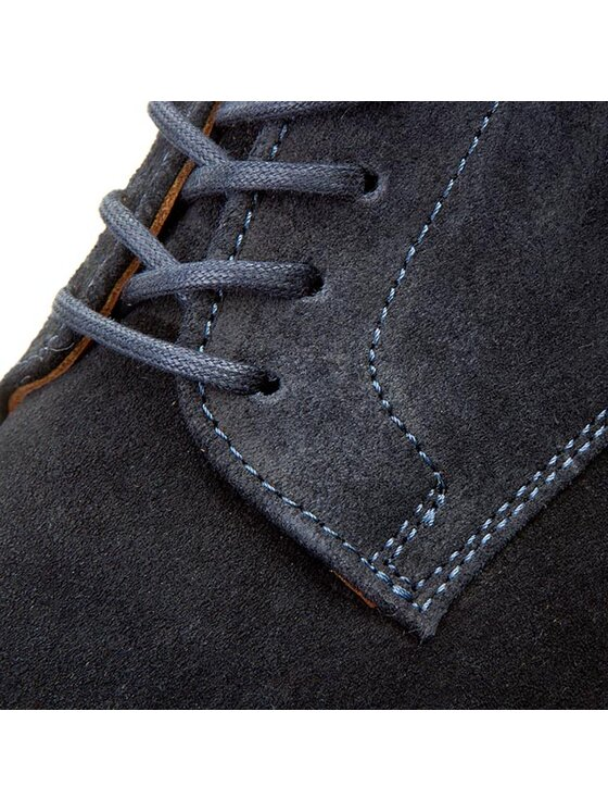 Gant Gant Chaussures basses Iv 11633887 Bleu marine