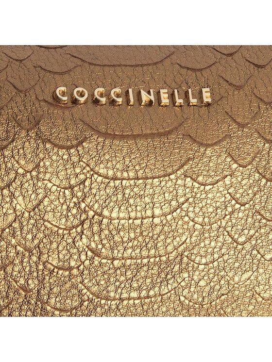 Coccinelle Coccinelle Borsa AV3 Pochette E5 AV3 55 69 04 Oro