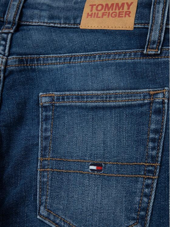 Tommy Hilfiger Tommy Hilfiger Jean 1985 Straight Ocmbst KB0KB05379 M Bleu marine Slim Fit