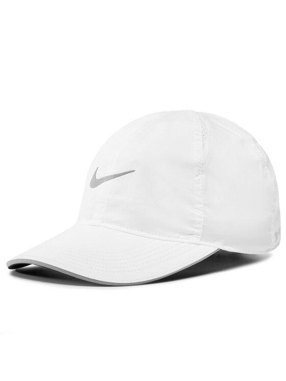 Nike Nike Czapka z daszkiem AR1998 100 Biały