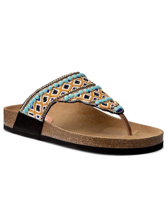 Desigual Desigual Flip-flops Tajmahal Beads 72HSWC7/2000 Színes