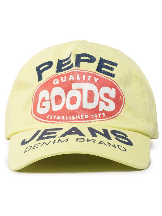 Pepe Jeans Pepe Jeans Baseball sapka Colin Cap PB040262 Sárga