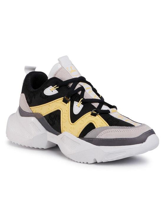 SuperTrash Laisvalaikio batai Nika Emb W 2011 031502 Juoda