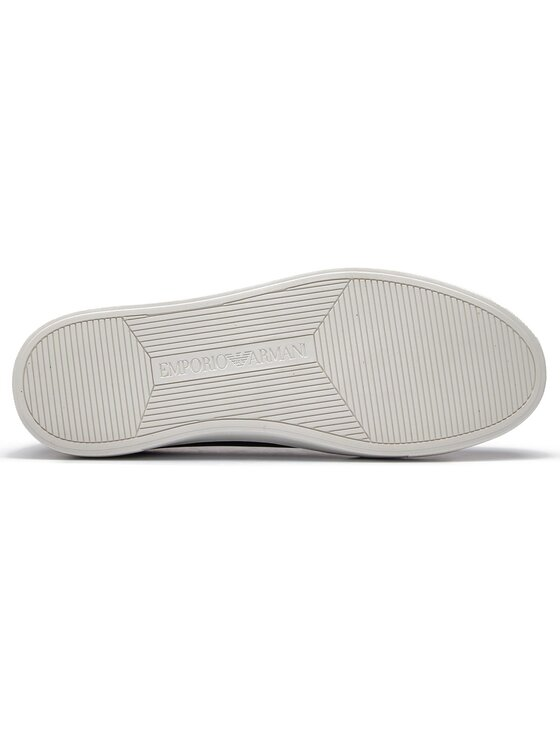 Emporio Armani Emporio Armani Sneakersy X4X238 XF254 00006 Tmavomodrá
