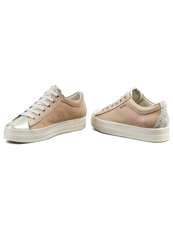Geox Geox Κλειστά παπούτσια D Hidence B D4234B 0CLNF C0662
