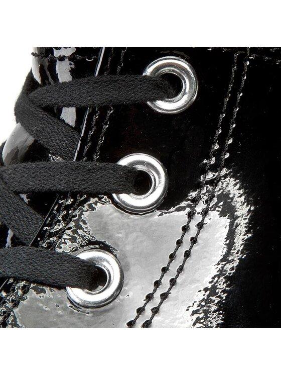 Converse Converse Sneakers aus Stoff Ct Brea Hi Anti 549579C Schwarz