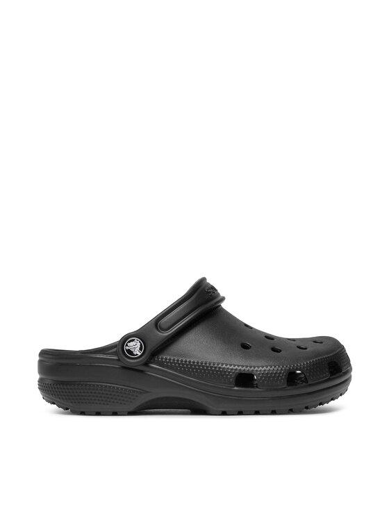 Crocs Crocs Șlapi Classic 10001 Negru