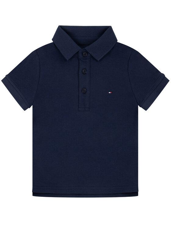 Tommy Hilfiger Tommy Hilfiger Polo Essential KB0KB05434 M Bleu marine Regular Fit
