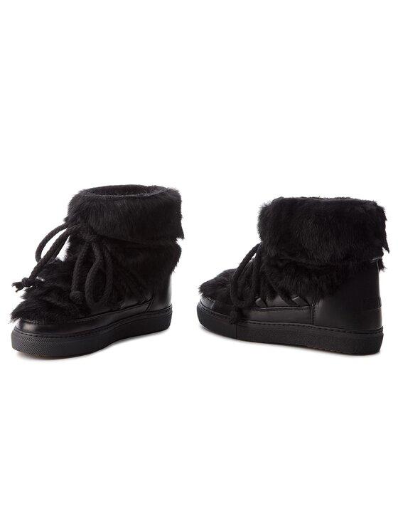 Inuikii Inuikii Обувки Sneaker 70202-9 Черен