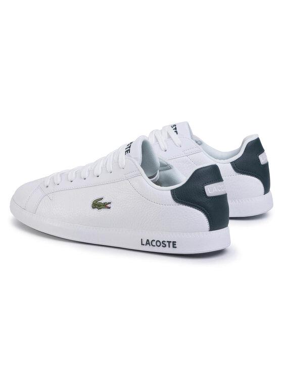 Lacoste Lacoste Sportcipő Graduate Lcr3 118 1 Spm 7-35SPM00131R5 Fehér