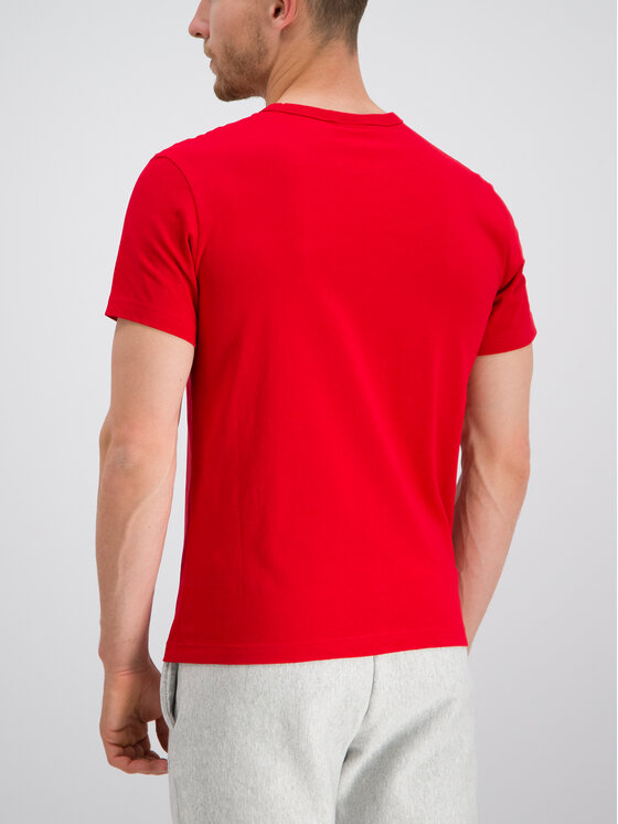 Champion Champion T-Shirt 210972 Κόκκινο Regular Fit