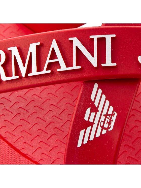 Armani Jeans Armani Jeans Ciabatte 06597 69 F4 Rosso