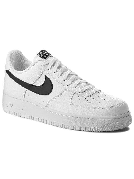 Nike Nike Batai Air Force 1 '07 AA4083 103 Balta