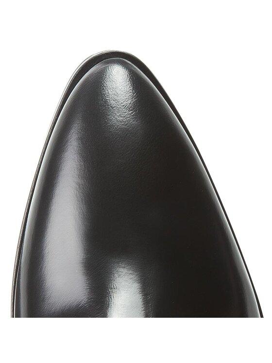 Gant Gant Μποτάκια με λάστιχο Lisa 13541432 Μαύρο