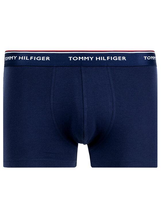 TOMMY HILFIGER TOMMY HILFIGER Komplektas: 3 poros trumpikių 3P Trunk 1U87903842 Tamsiai mėlyna
