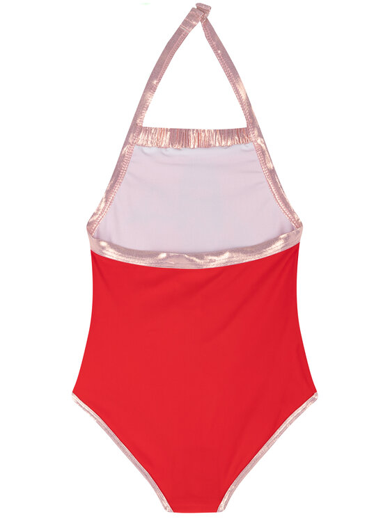 Little Marc Jacobs Little Marc Jacobs Strój kąpielowy W10150 M Czerwony