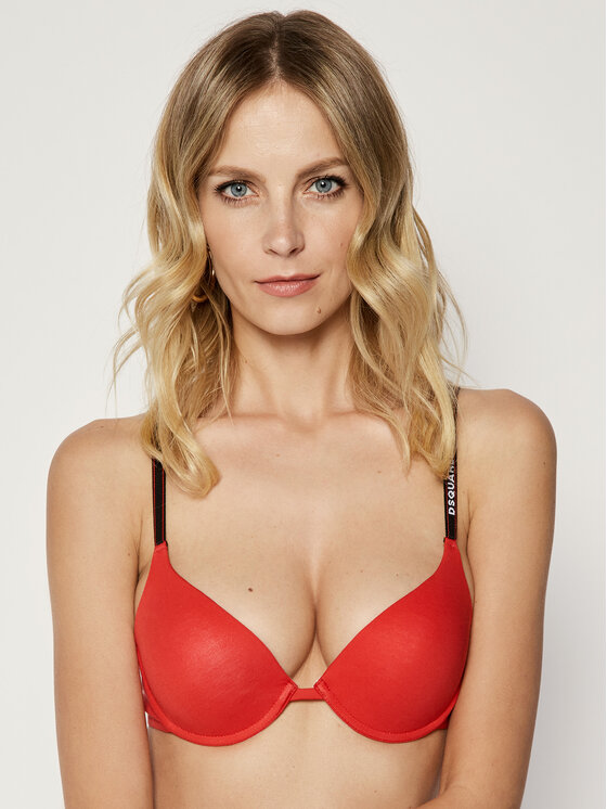Dsquared2 Underwear Dsquared2 Underwear Soutien-gorge push-up D8RC42480 Rouge