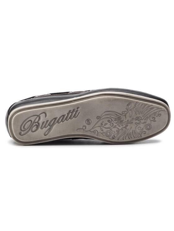 Bugatti Bugatti Mocasini 321-70467-1015-1015 Negru