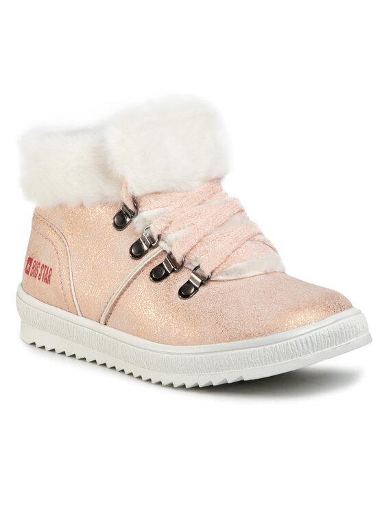 BIG STAR Auliniai batai EE374069 Rožinė