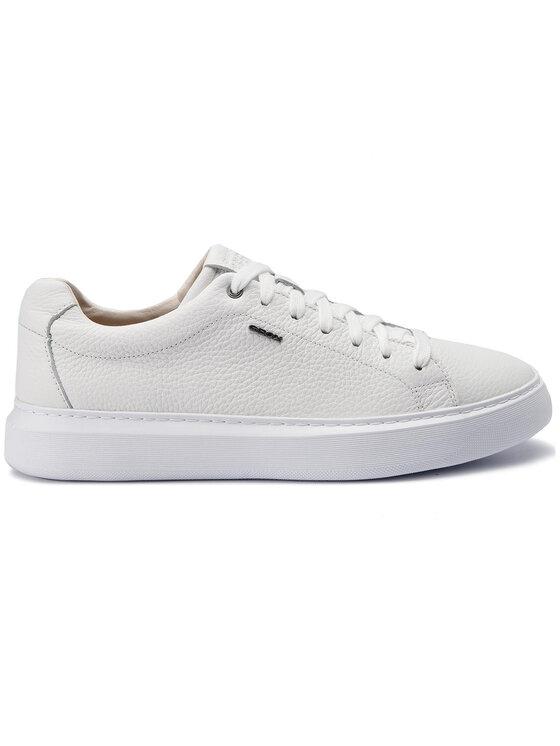 Geox Geox Sneakersy U Deiven B U845WB 000T0 C1000 Biela