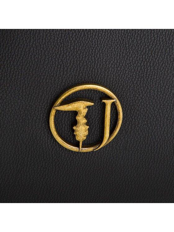 Trussardi Trussardi Jeans Handtasche Rabarbaro 75B00428 Dunkelblau