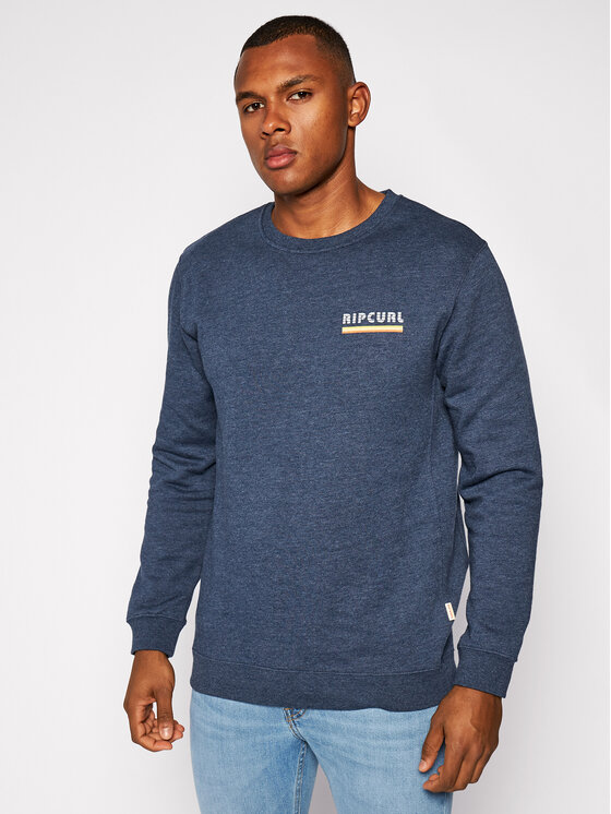 Rip Curl Džemperis Surf Revival CFECQ9 Tamsiai mėlyna Loose Fit