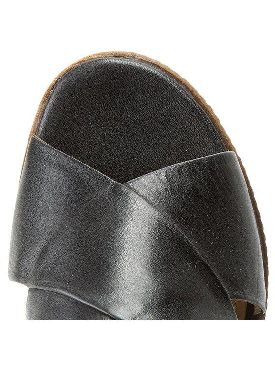 Geox Geox Sandale D Domezia C D721XC 000LC C9999 Negru