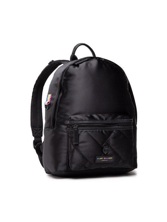 Kurt Geiger Kuprinė Recycled Backpack 8283400229 Juoda