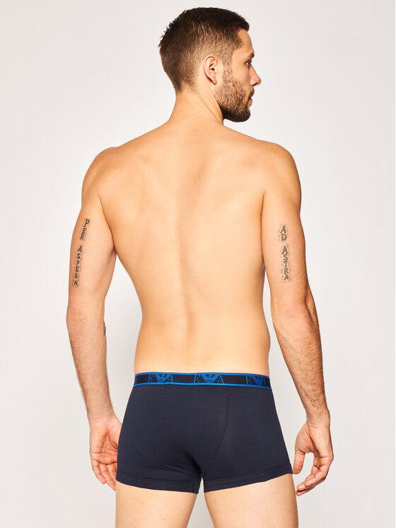 Emporio Armani Underwear Emporio Armani Underwear Set 3 perechi de boxeri 111357 0P715 66635 Colorat