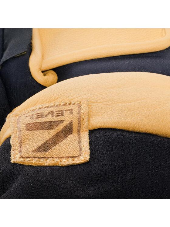 Level Level Mănuși schi Rover Pk Black 2220UG43 Galben