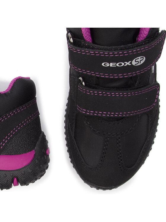 Geox Geox Śniegowce J Baltic G.B Wpf A J842VA 050FU C9999 M Czarny