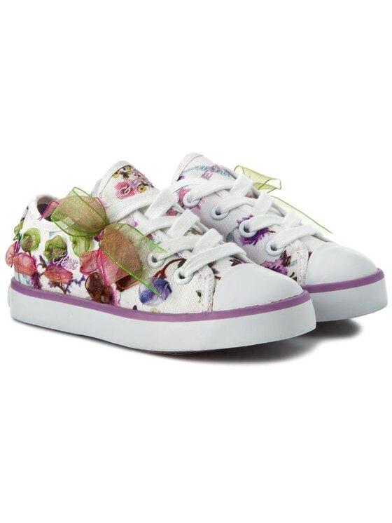 Geox Geox Sneakers J Ciak G. B J5204B 000AN C1000 Λευκό
