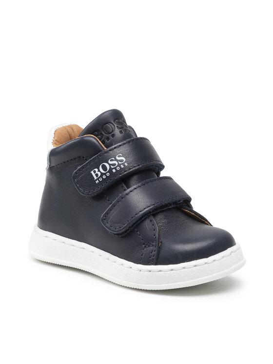 Boss Auliniai batai J09163 S Tamsiai mėlyna