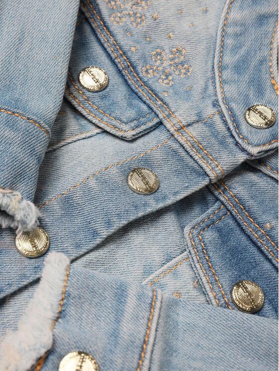 Mayoral Mayoral Giacca di jeans 1471 Blu Regular Fit