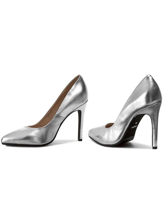 Joop! Joop! Обувки на ток Kyra 4140002454 Сребрист