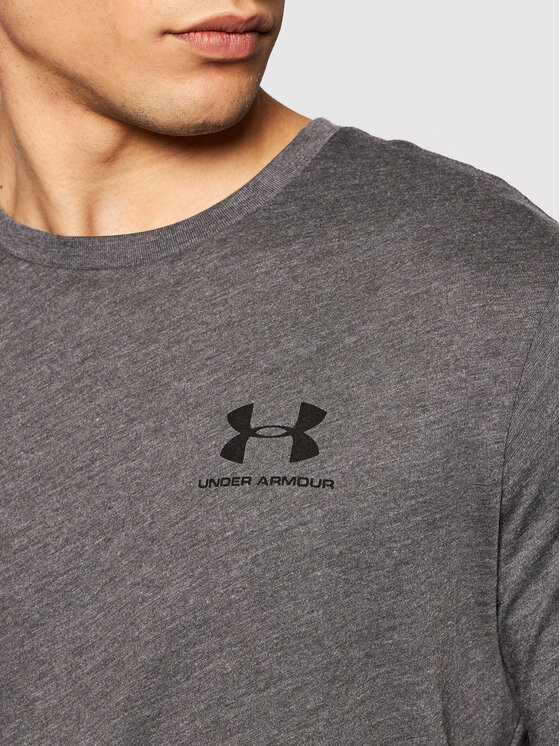 Under Armour Under Armour T-Shirt 1326799 Γκρι Loose Fit