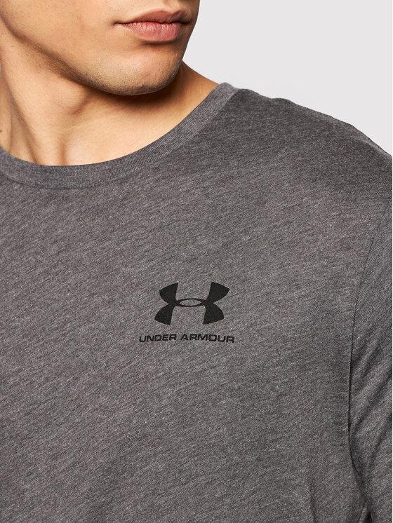 Under Armour Under Armour T-shirt 1326799 Gris Loose Fit
