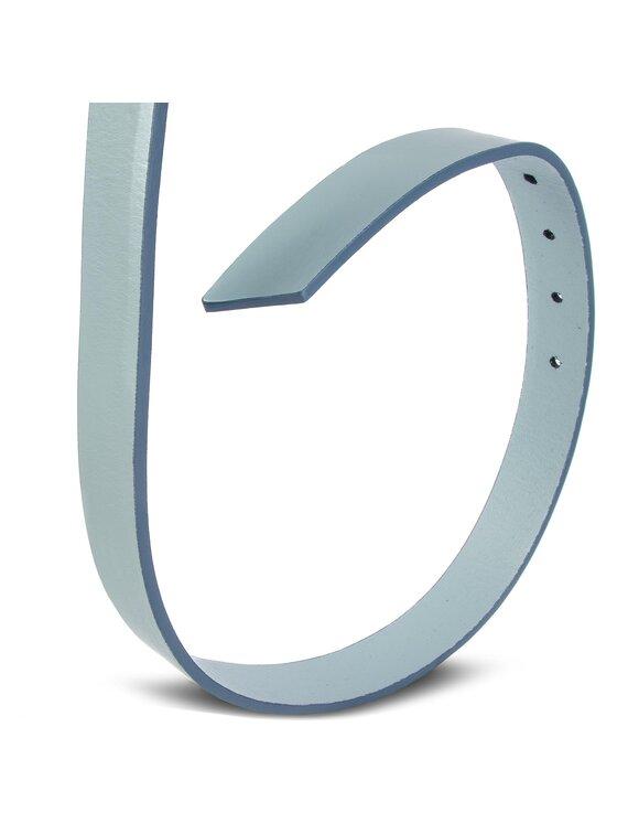 Tommy Hilfiger Tommy Hilfiger Damengürtel Classic Belt 2.5 AW0AW06544 Blau
