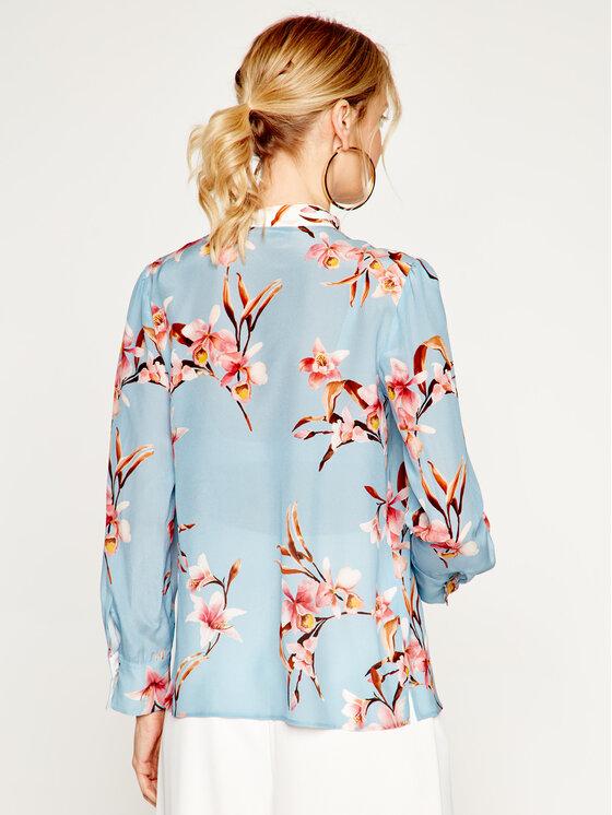 Marella Marella Marškiniai Catone 31112601 Mėlyna Regular Fit