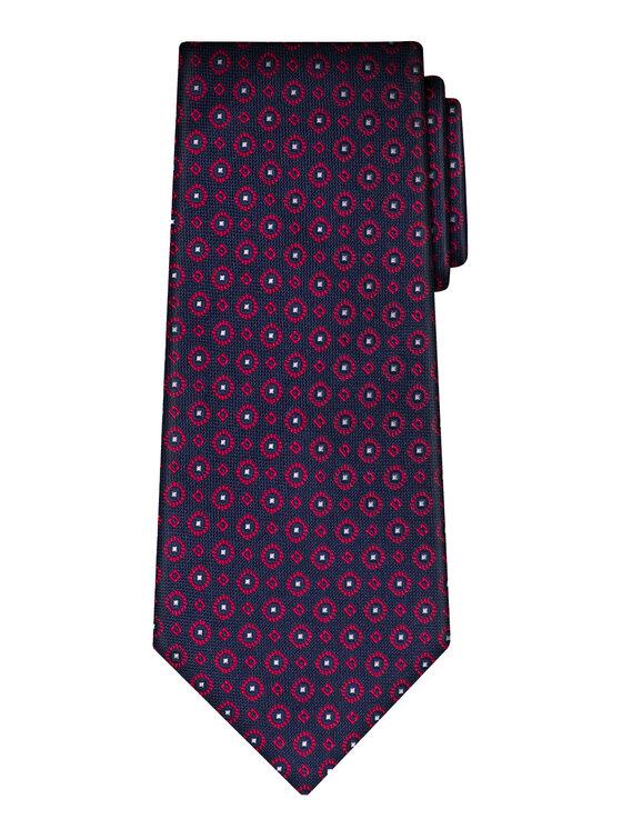 Vistula Krawat Samson XY1037 Granatowy