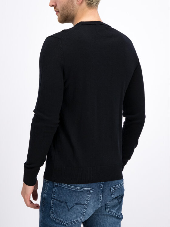 Versace Jeans Couture Versace Jeans Couture Pull B5GUA817 Noir Regular Fit