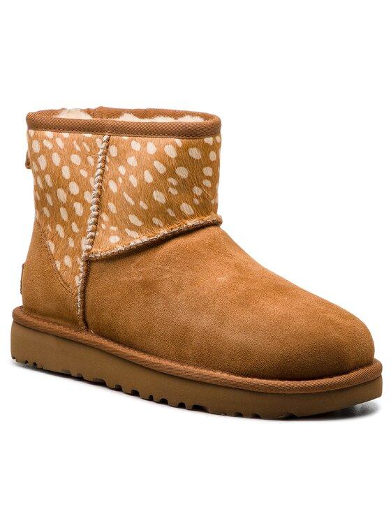 Ugg Ugg Обувки W Classic Mini Idyllwild 1098072 Кафяв