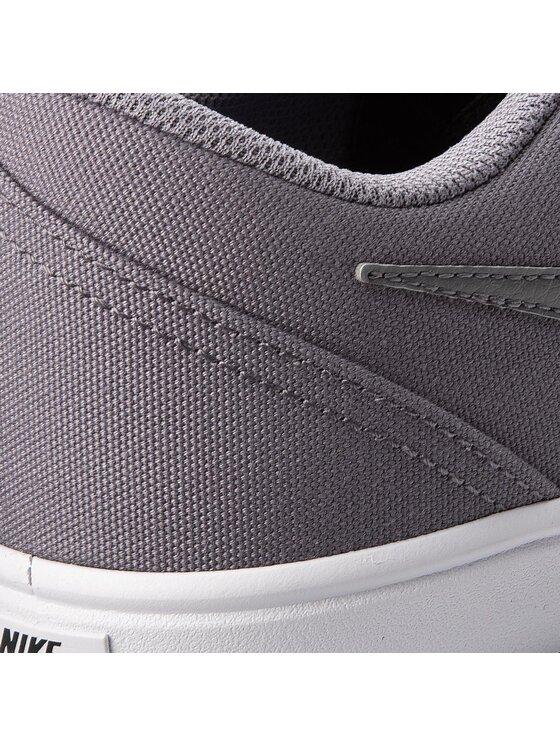 Nike Nike Обувки Sb Check Solar Cnvs 843896 015 Сив