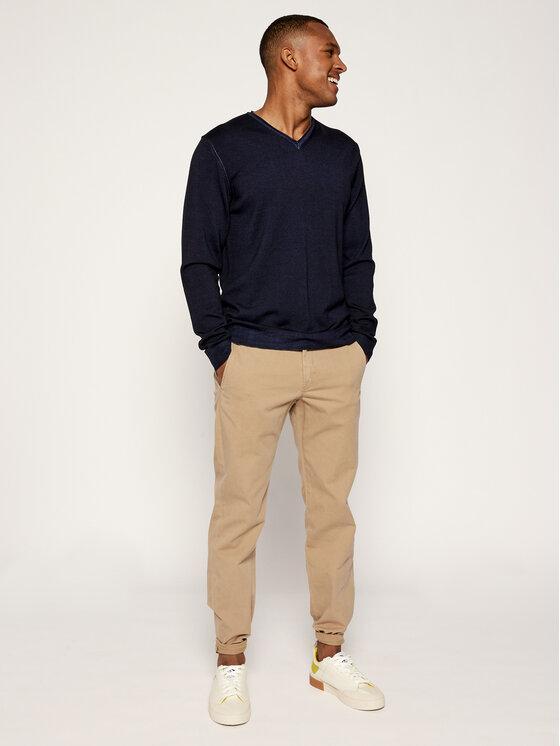 Digel Digel Sweter 1298001 Granatowy Regular Fit
