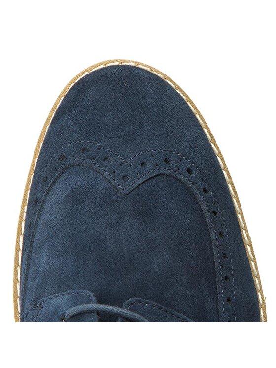 Clarks Clarks Scarpe basse Gambeson Dress 261152637 Blu scuro