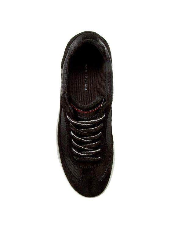 Tommy Hilfiger Tommy Hilfiger Sneakersy Mount 8C FM56821267 Čierna