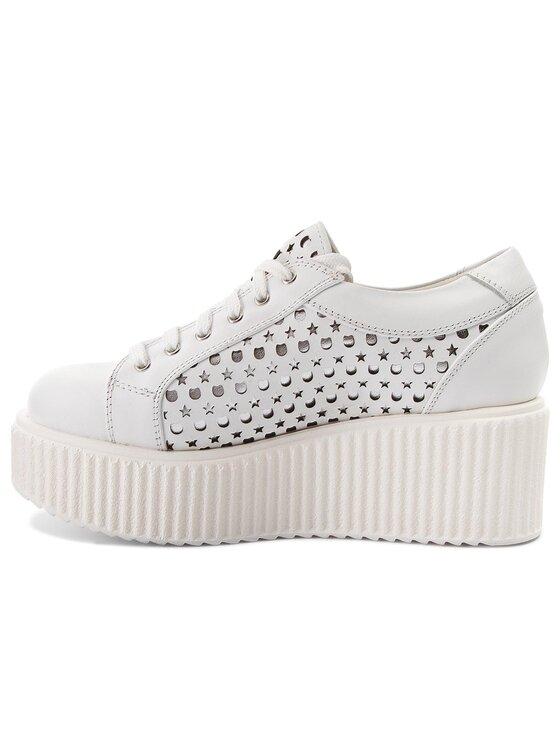 KARL LAGERFELD KARL LAGERFELD Sneakers KL42415 Alb