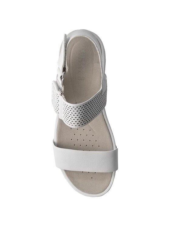 Geox Geox Sandalen D Koleos A D725PA 00085 C1001 Weiß