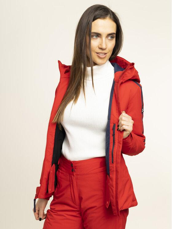 Eider Eider Veste de ski Rosta EIV4837 Rouge Active Fit