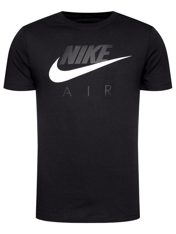 Nike Nike T-Shirt CU7324 Czarny Classic Fit